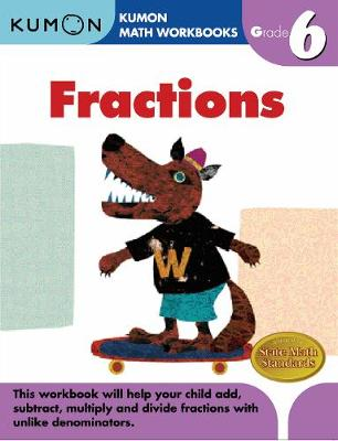 Picture of Fractions Grade 6