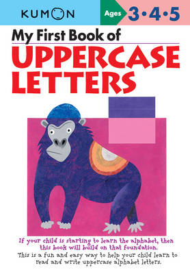 Picture of My First Book of Uppercase Letters