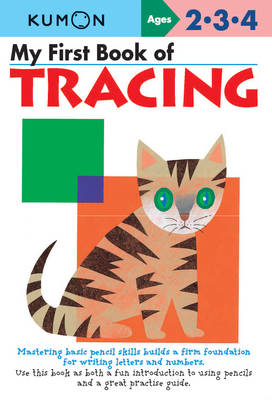 Picture of My First Book of Tracing