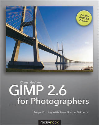Picture of GIMP 2.6 for Photographers: Image Editing with Open Source Software