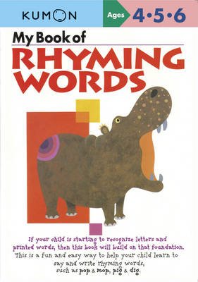 Picture of My Book of Rhyming Words