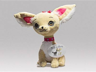 Picture of Bella Plush Doll: The Adventures of Bella & Harry  : Adventures of Bella & Harry