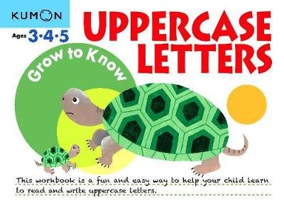 Picture of Grow to Know Uppercase Letters