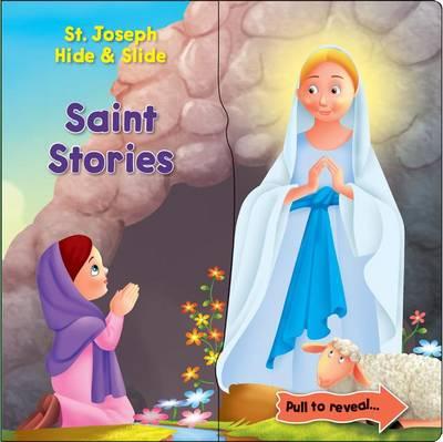 Picture of St. Joseph Hide & Slide: Saint Stories
