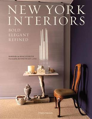 Picture of New York Interiors: Bold, Elegant, Refined
