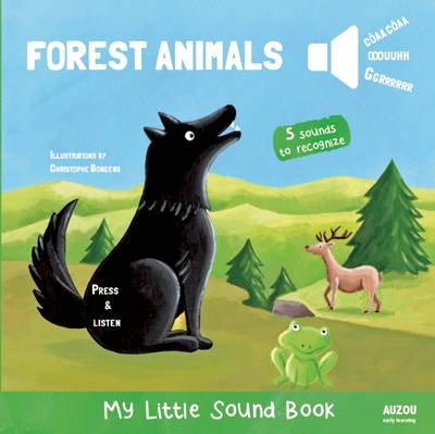 Picture of Forest Animals - My Little Sound Book
