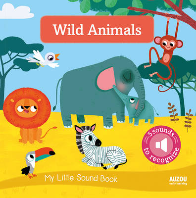 Picture of My Little Sound Book: Wild Animals