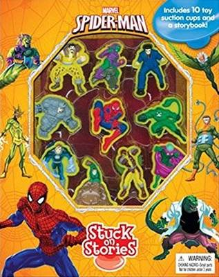 Picture of Spider-Man: Stuck on Stories