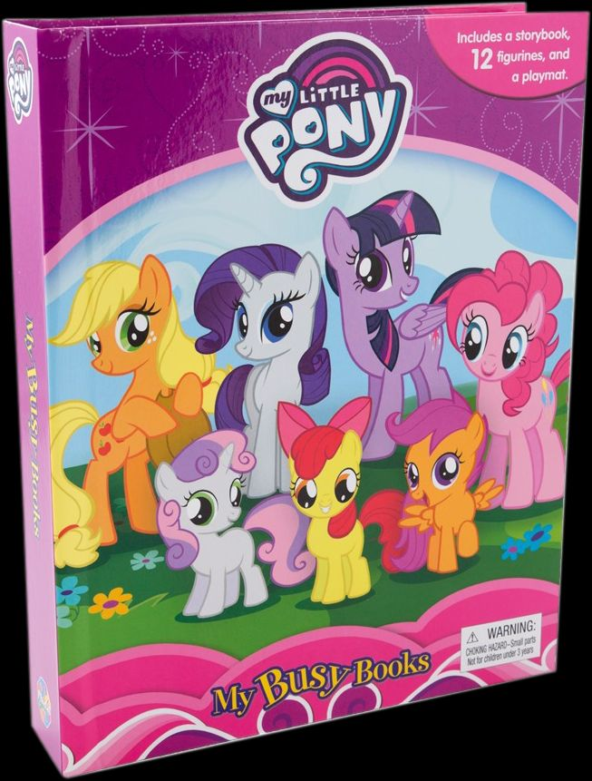 Picture of My Busy Book: My Little Pony