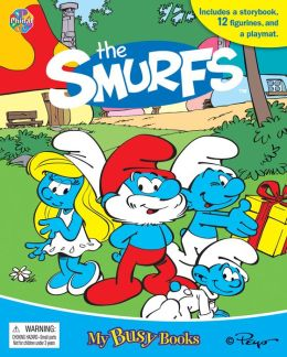 Picture of My Busy Book: The Smurfs