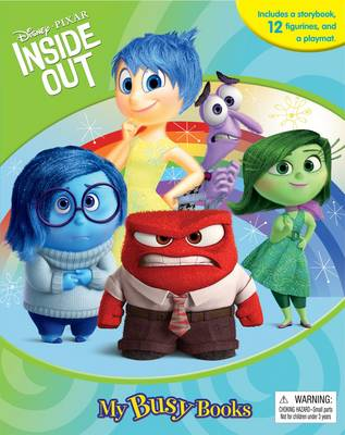 Picture of Disney/Pixar Inside Out: My Busy Book