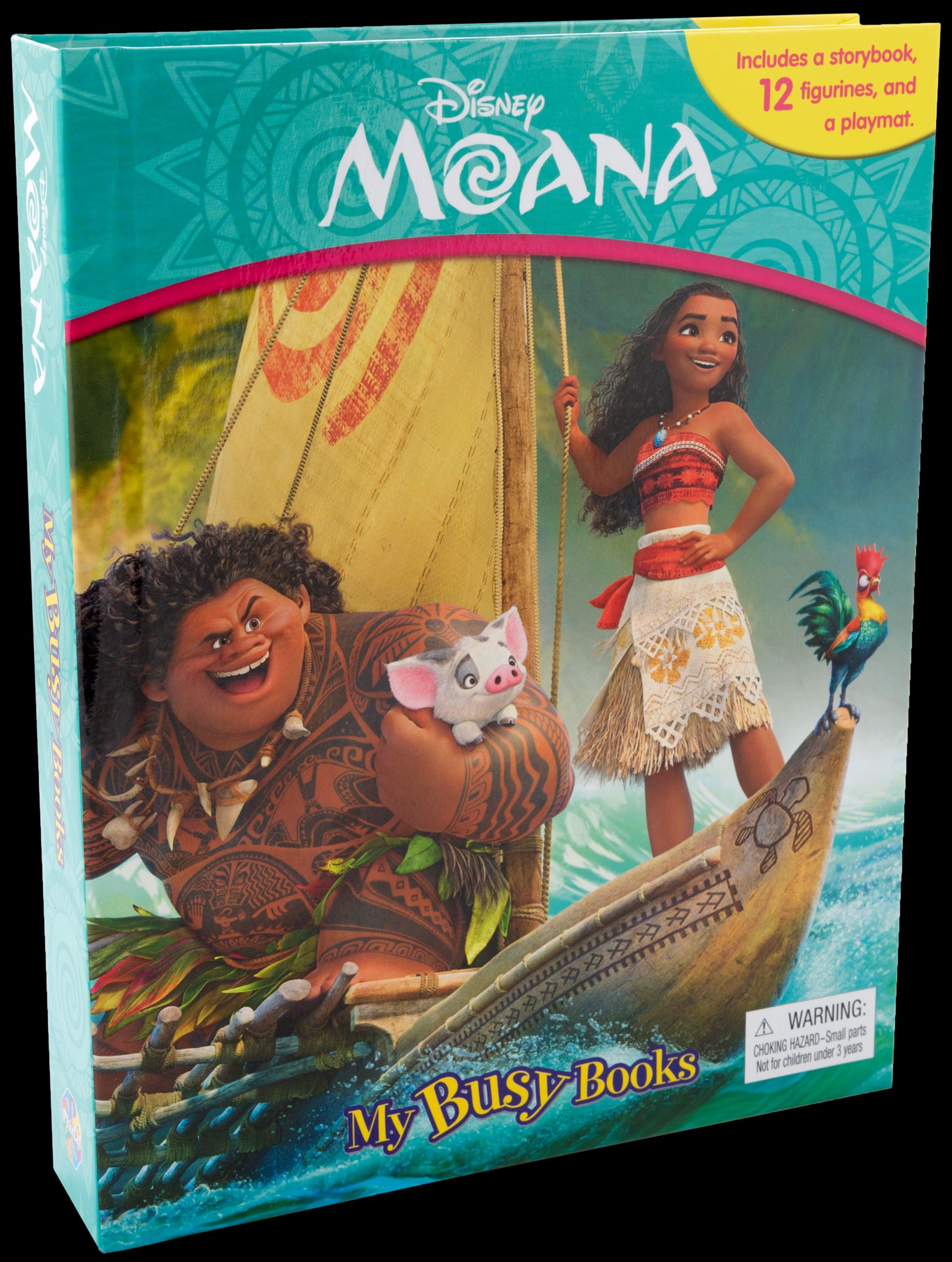 Picture of Disney Moana My Busy Book