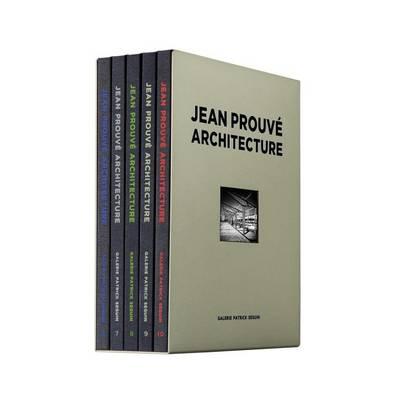 Picture of Jean Prouve Architecture: 5 Volume Box Set No. 2