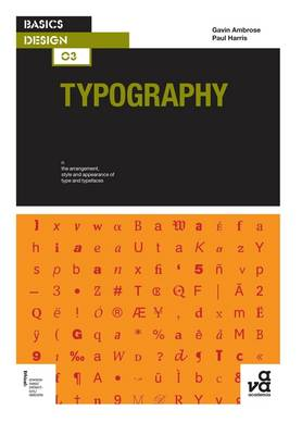Picture of Basics Design 03: Typography