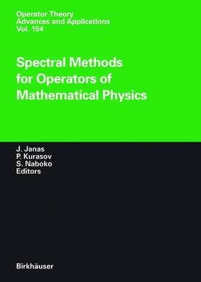 Picture of Spectral Methods for Operators of Mathematical Physics