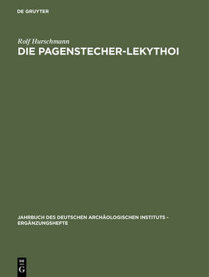 Picture of Die Pagenstecher-Lekythoi