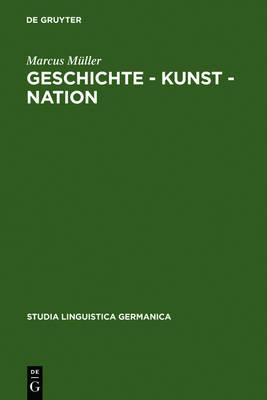 Picture of Geschichte - Kunst - Nation