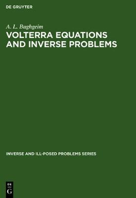Picture of Volterra Equations and Inverse Problems