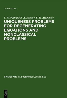 Picture of Uniqueness Problems for Degenerating Equations and Nonclassical Problems