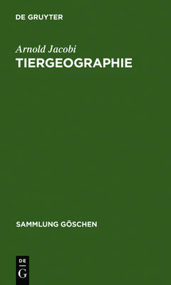 Picture of Tiergeographie