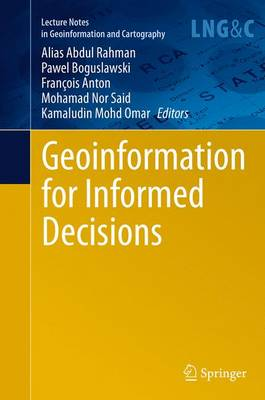 Picture of Geoinformation for Informed Decisions