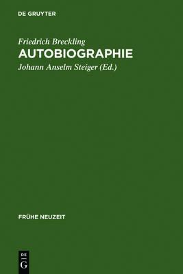 Picture of Autobiographie