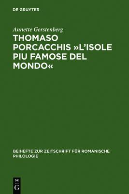 Picture of Thomaso Porcacchis L'Isole Piu Famose del Mondo