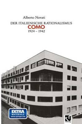 Picture of Der Italienische Rationalismus: Architektur in Como 1924 1942