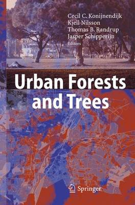 Picture of Urban Forests and Trees: A Reference Book