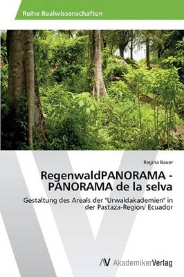 Picture of Regenwaldpanorama - Panorama de la Selva