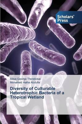 Picture of Diversity of Culturable Heterotrophic Bacteria of a Tropical Wetland