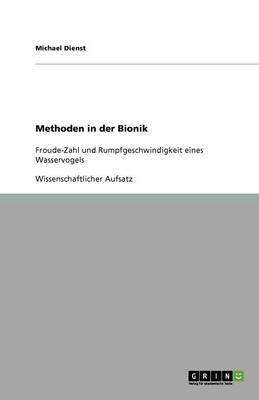 Picture of Methoden in Der Bionik: Froude-Zahl Und Rumpfgeschwindigkeit Eines Wasservogels