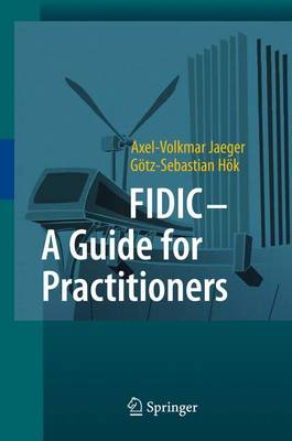 Picture of FIDIC - A Guide for Practitioners