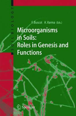 Picture of Microorganisms in Soils: Roles in Genesis and Functions