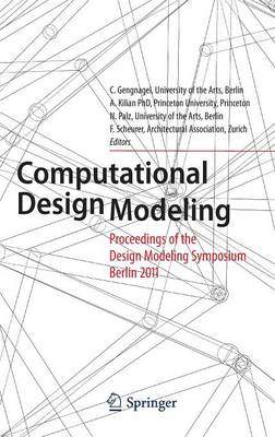Picture of Computational Design Modeling