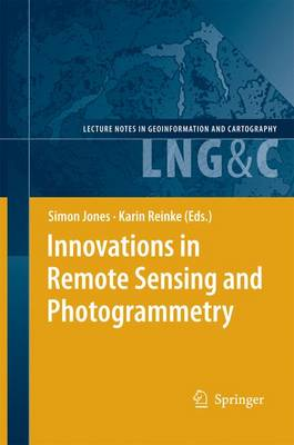 Picture of Innovations in Remote Sensing and Photogrammetry