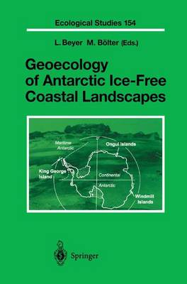 Picture of Geoecology of Antarctic Ice-free Coastal Landscapes