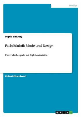 Picture of Fachdidaktik Mode Und Design