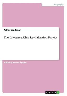 Picture of The Lawrence Allen Revitalization Project