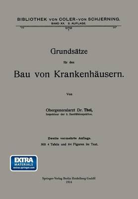 Picture of Grundsatze Fur Den Bau Von Krankenhausern