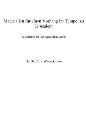 Picture of Materialien Fur Einen Vorhang Im Tempel Zu Jerusalem