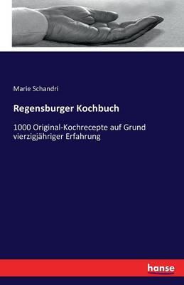 Picture of Regensburger Kochbuch