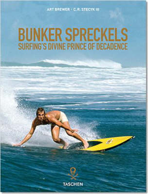 Picture of Bunker Spreckels: Surfing's Divine Prince of Decadence