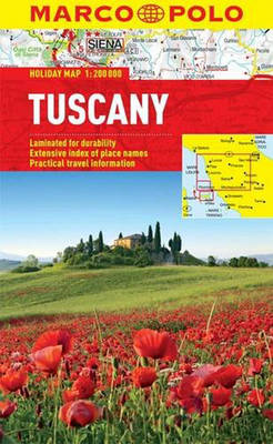 Picture of Tuscany Marco Polo Holiday Map