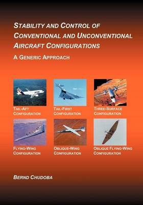 Picture of Stability and Control of Conventional and Unconventional Aircraft Configurations