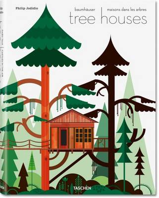 Picture of Tree Houses. Fairy Tale Castles in the Air