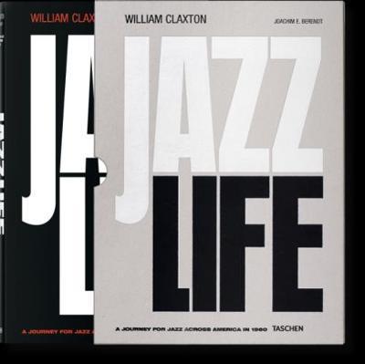 Picture of William Claxton: Jazzlife