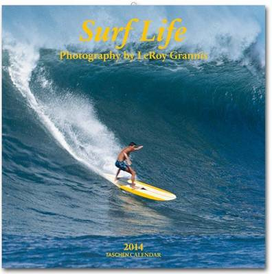 Picture of Surf Life - 2014 Wall Calendar