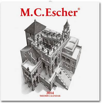 Picture of M.C. Escher Calendar