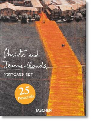 Picture of Christo and Jeanne-Claude Postcard Set